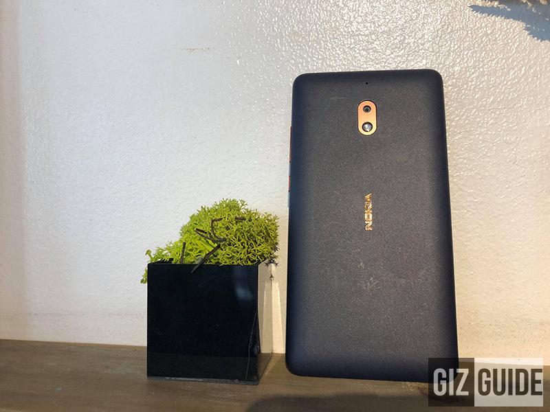 Nokia 2.1 back