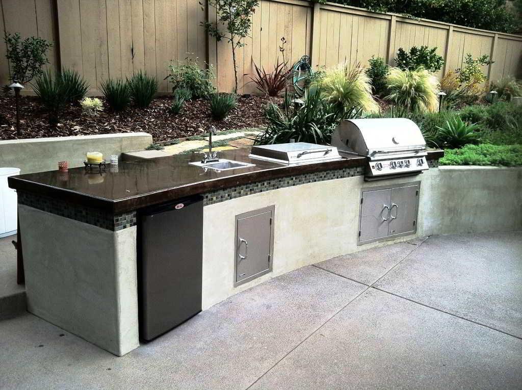 Design Dapur Terbuka Sederhana