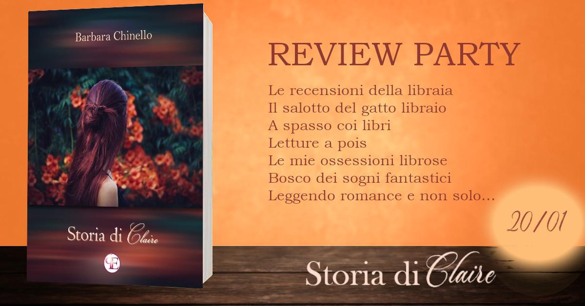 Storia di Claire di Barbara Chinello