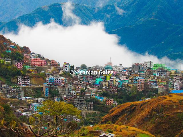 rukum khalanga nepal