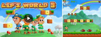 Game Super Mario Lep's World 3