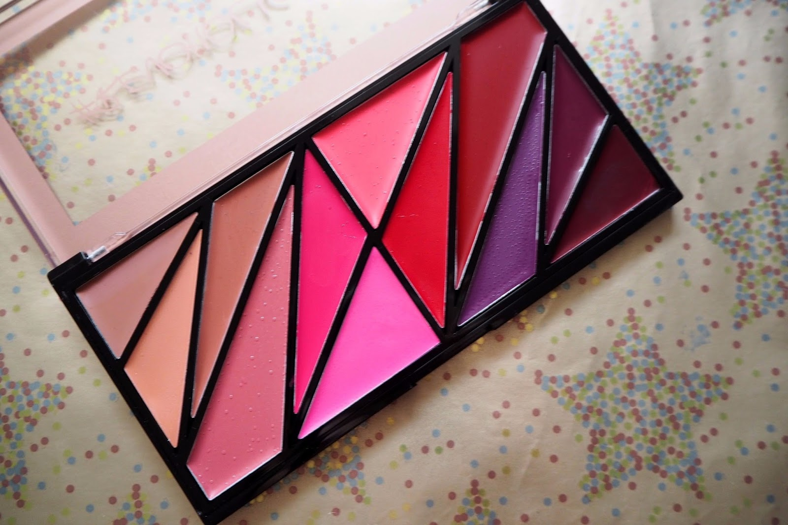 inside lip palette
