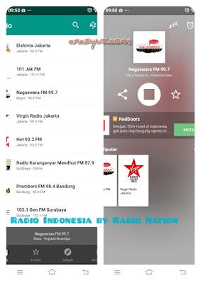 Radio Indonesia (by Radio Nation – FM AM Online Music)