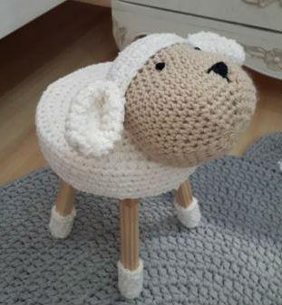 Patrón crochet Oveja - LISA la oveja - Amigurumi pdf tutorial ... | 337x311