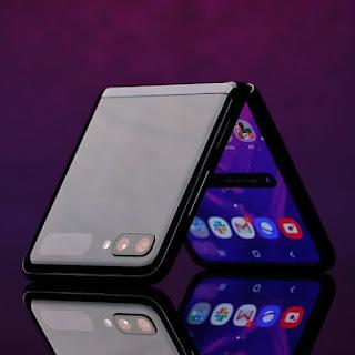 handphone lipat canggih Samsung Galaxy Z Flip