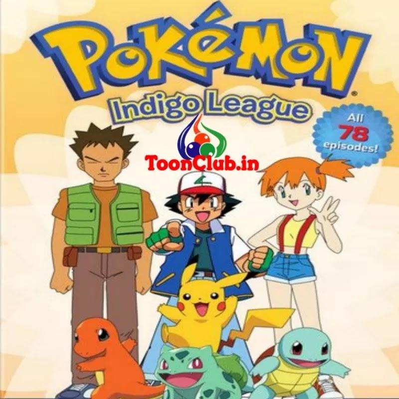 Pokémon Season 1 Indigo League In Hindi Dubbed Free Download