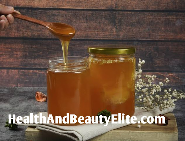 The best way to beautify the skin with honey. Health And Beauty Elite