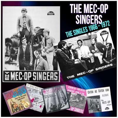 THE MEC-OP SINGERS - The Singles