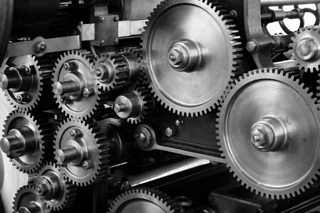 Pengertian Dan Berbagai Macam Jenis Mesin
