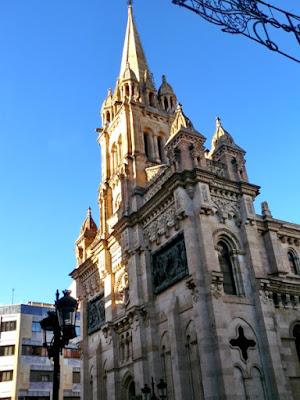 iglesia de san juan de sahagun salamanca