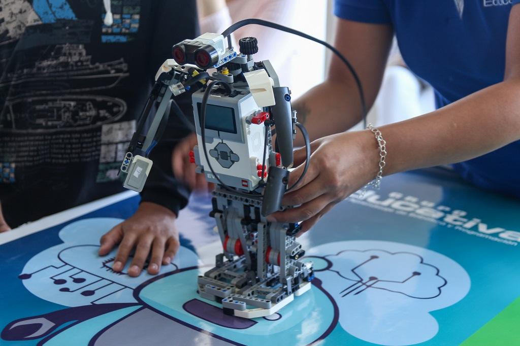cursos de robotica para mis hijos
