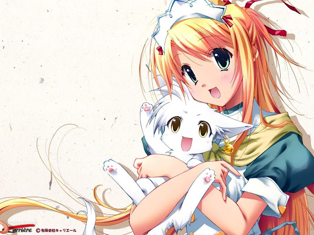 Hình hoạt hình đẹp Anime, kute dễ thương và ngộ nghĩnh nhất