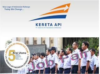 lowongan kerja pt kereta api indonesia