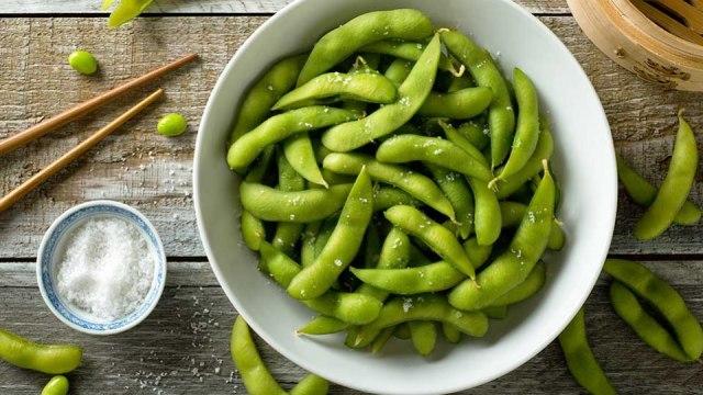 Manfaat Kacang Edamame Untuk Asam Urat