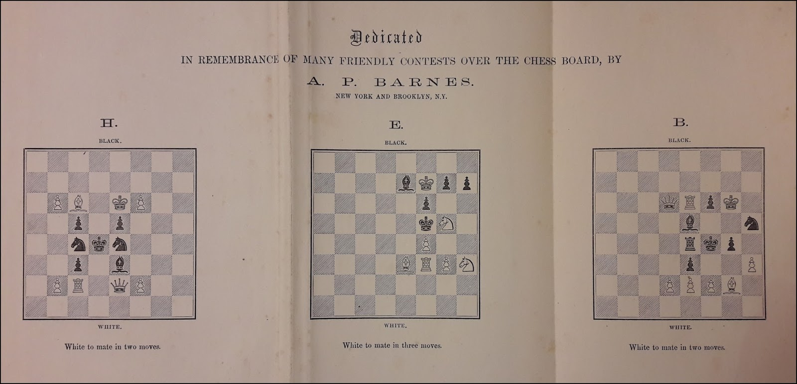 Chess Book Chats: The Chess Openings by H  E  Bird