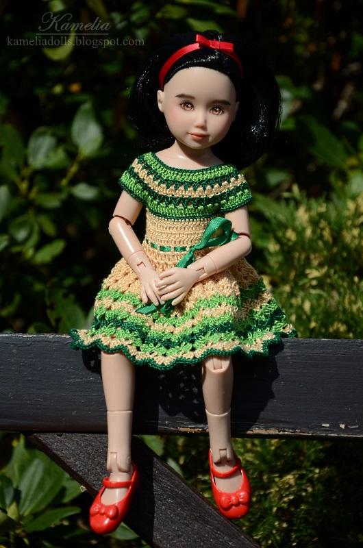 OOAK Zapf Creation doll