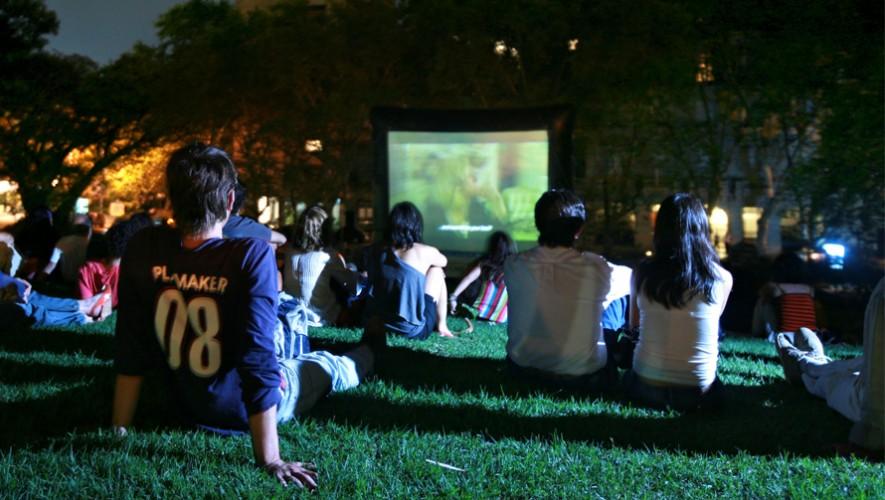¡Habrá Cine al aire libre en Zacatlán!