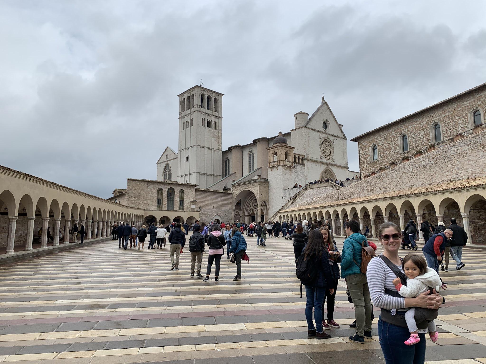 Basílica de São Francisco de Assis - Itália