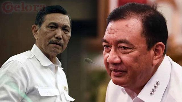 Tak Dampingi Jokowi Saat Bertemu Prabowo, Luhut Bakal Digeser Budi Gunawan?