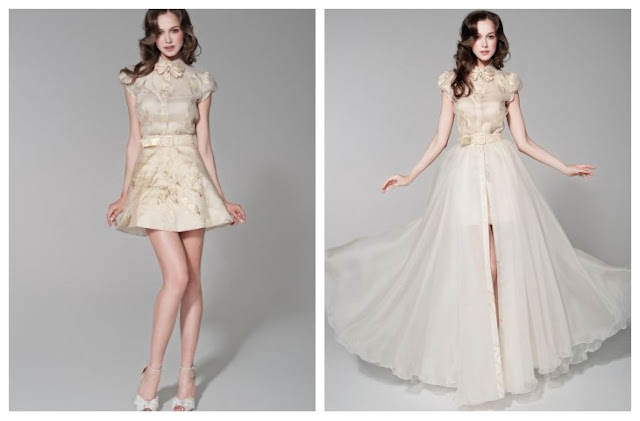 A Line Wedding Dress: RainingBlossoms: New Arrivals