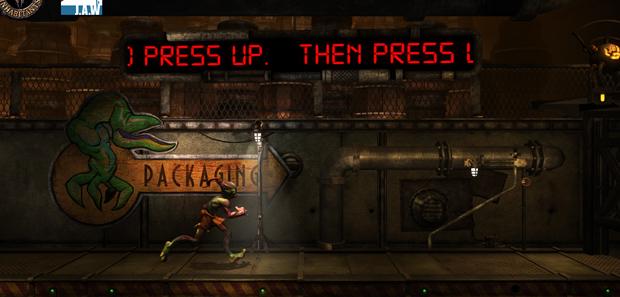 Oddworld: Abes Oddysee New n Tasty Stage Demo