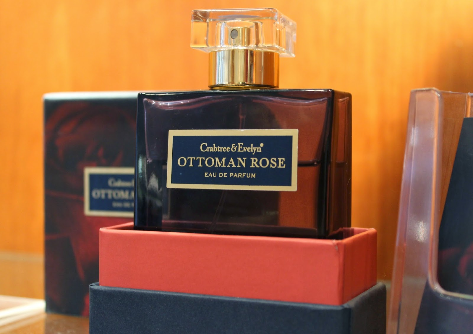 A picture of Crabtree & Evelyn Ottoman Rose Eau de Parfum