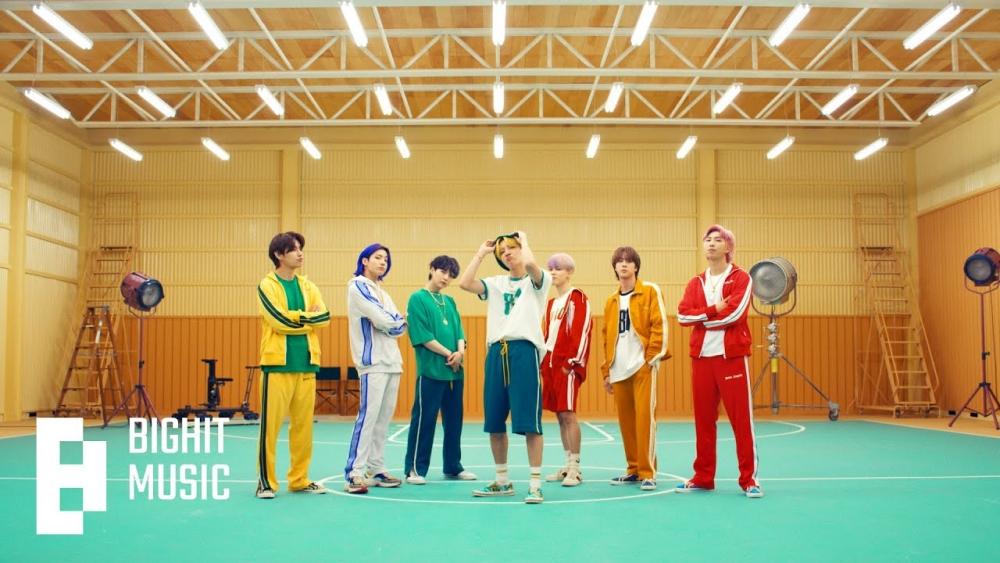 BTS Releases 'Butter' MV in 'Cooler' Version