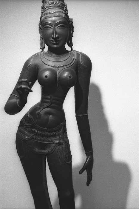 New Delhi, National Museum, Chola, Parvati, © L Gigout, 1991