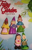 Dollar Tree haul female gnomes Fairy Garden Collection spring 2021