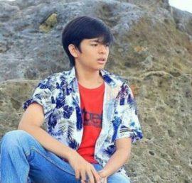Foto Angga Aldi Terbaru