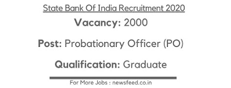 SBI-Probationary-Officer