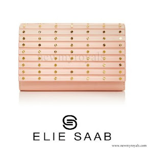 Crown Princess Victoria wore Elie Saab Clutch