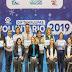 Mariana Gómez entrega premio a los voluntarios del año en Tamaulipas