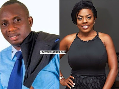 Nana Aba Anamoah Bans Counsellor Lutterodt From GH One TV Shows