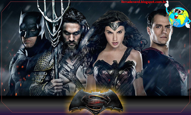 Batman v Superman - Dawn of Justice, Cinema, Terra de Nerd,