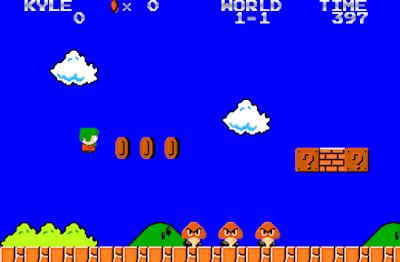 南方公園超級瑪莉2(South Park Mario 2)最終版,南方四賤客版瑪莉兄弟!