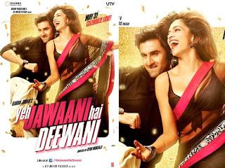 Yeh Jawaani Hai Deewani wallpaper