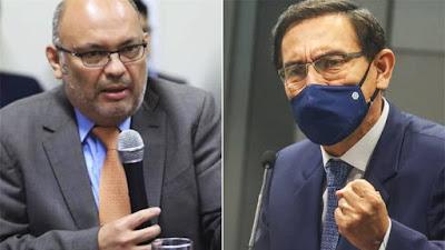 Roberto Pereira, el abogado que defenderá a Martín Vizcarra ante el Congreso