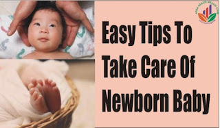 Easy Tips To Take Care Of Newborn Baby