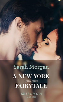 A New York Christmas Fairy Tale by Sarah Morgan cover Mills & Boon free reads
