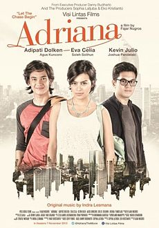 Download Film Adriana (2013) TVRip