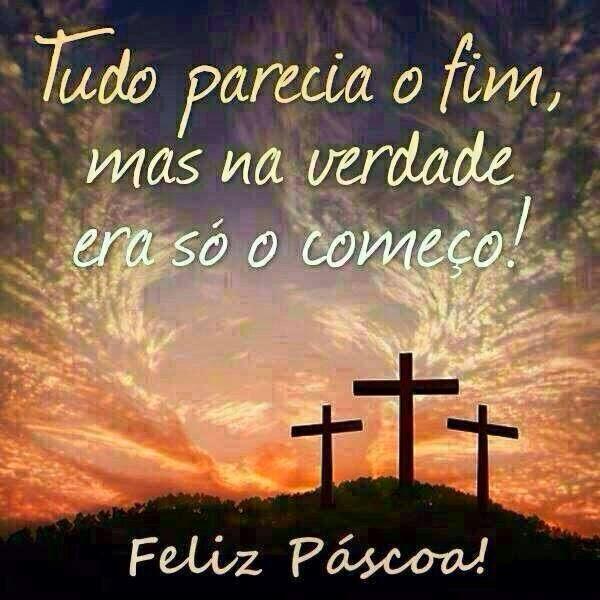 FRATERLUZ: Feliz Páscoa