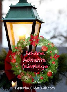 3. Advent Feiertag Grussbild