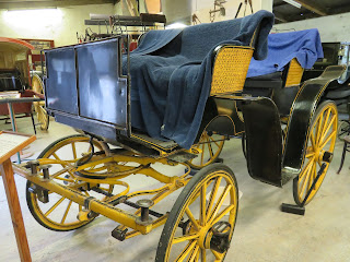 Siamese Phaeton at the Red House Carriage Museum