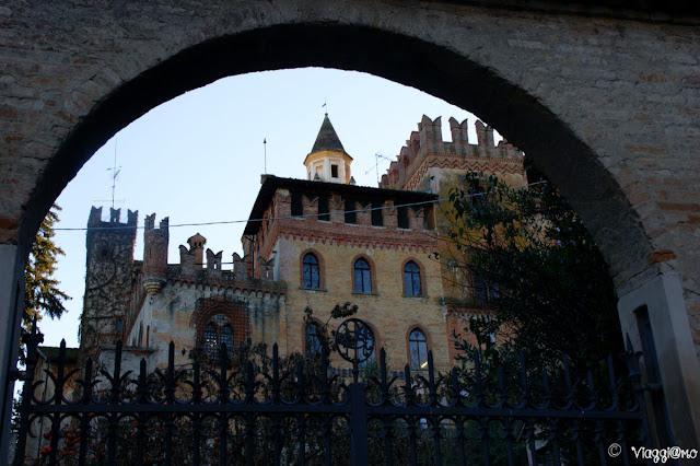 Scorcio del borgo medievale di Castell'Arquato