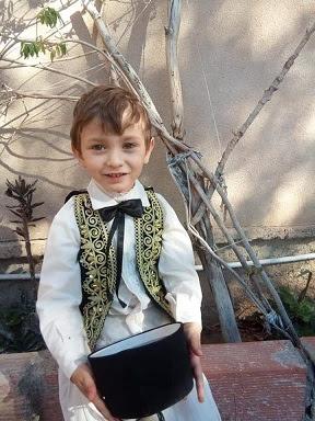 وعراب اكسيل . كراكو اولاد صغار .ouarab akcil