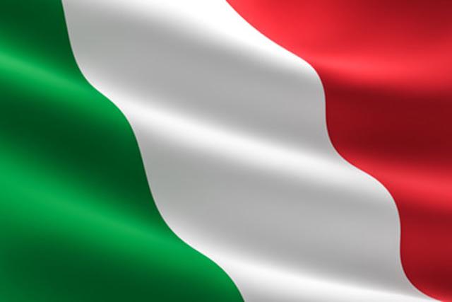 Bandiera italiana- Campioni d'Europa 2020
