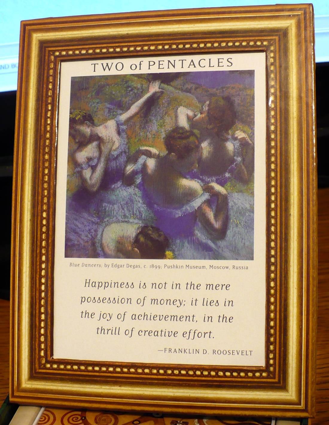 Tarot Notes A Journey Through My Tarot Decks The Magician: Tarot Notes: REVIEW: Art Of Life Tarot Deck