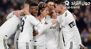 موعد مباراة ريال مدريد وكلوب بروج عبر كورة جول في دوري ابطال اوروبا