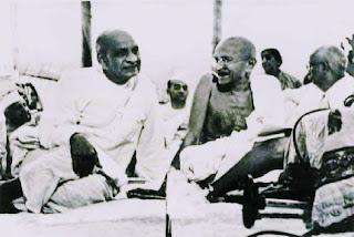Sardar patel and mahatma gandhi images